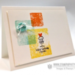 Stampin' Up! Clear Block Stamping Quick & Pretty Video