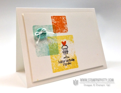 Stampin up stampin up stamp it pretty order online catalog birthday card idea clear block stamping catalog