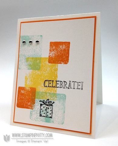 Stampin up stampin up stamp it pretty order online catalog birthday card ideas clear block stamping