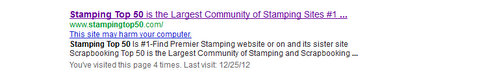 Stamping top 50 - Google Search - Mozilla Firefox 1262013 64338 AM