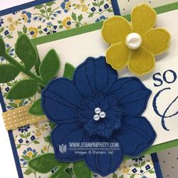 Stampin up stampinup stamp pretty order online secret garden spring catalogs card idea demonstrator