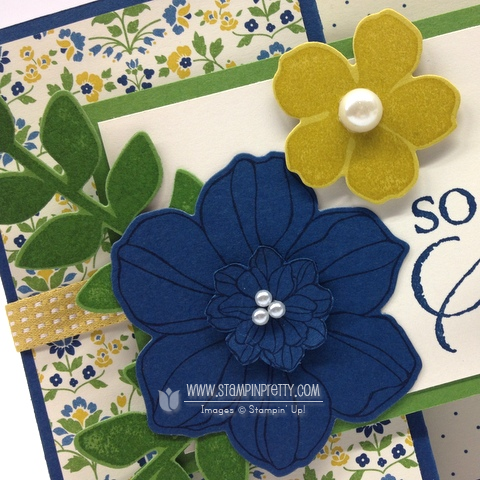 Stampin up stampinup stamp pretty order online secret garden spring catalogs card idea demonstrator