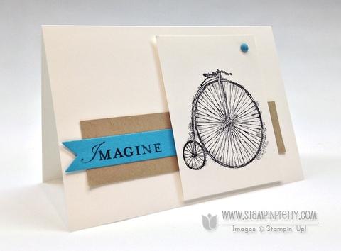 Stampin up stampinup order saleabration catalogs card idea feeling sentimental