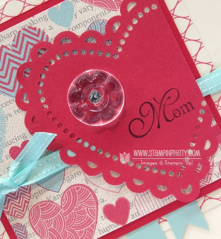 Stampin up stampinup stamp it pretty order online spring catalog valentines day card idea