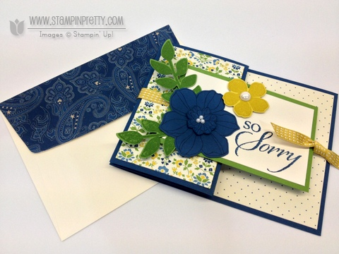 Stampin up stampinup stamp pretty orders online secret garden spring catalog card idea demonstrator