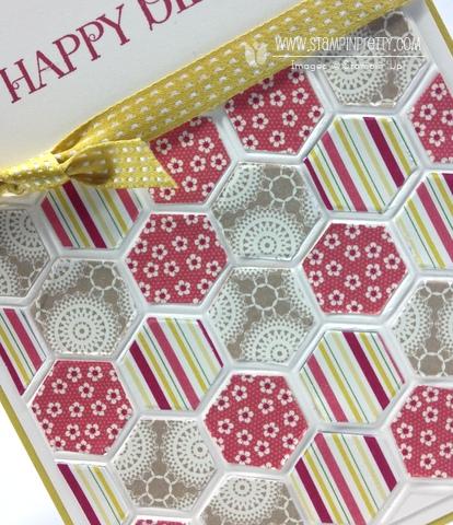 Stampin up stampinup pretty order online catalog spring hexagon card ideas birthday demonstrator