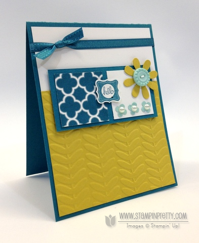 Stampin up stampinup saleabration catalog card ideas punch sycamore street stamp it demonstrator order