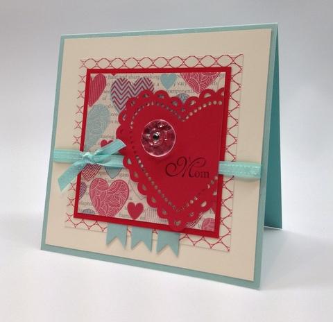 Stampin up stampinup stamp it pretty order online spring catalog valentine day card ideas