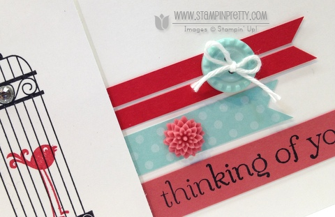 Stampin up stampinup stamp it pretty order aviary catalog punch card ideas demonstrators