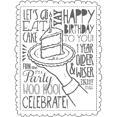 Woo Hoo Birthday Card – Cool Birthday Card Ideas