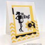 Stampin' Up! Oh, Baby! Single Stamp