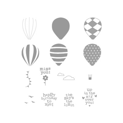 Up up & away stampin up stampinup card ideas