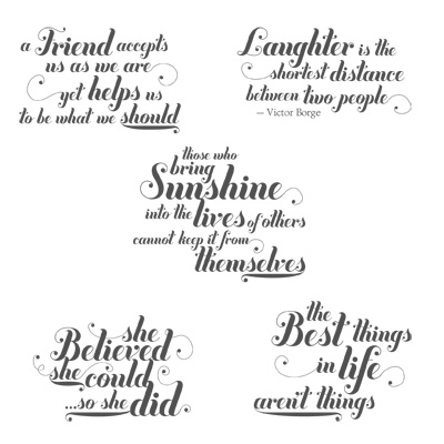 Feel goods stampin up stampinup card ideas