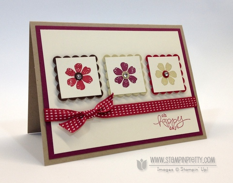 Stampin up stampinup pretty orders online saleabration catalog punch bloomin blooming marvelous