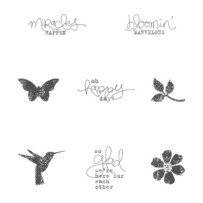 Bloomin marvelous stampin up pretty stampinup card ideas mary fish saleabration