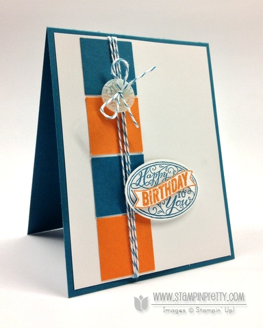 Stampin Up Best Of Birthdays Card Duo Stampin Pretty