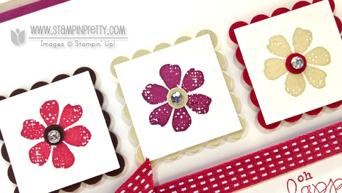 Stampin up stampinup pretty order online saleabration catalogs punch bloomin blooming marvelous