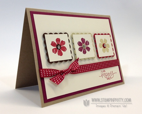 Stampin up stampinup pretty orders online saleabration catalogs punch bloomin blooming marvelous