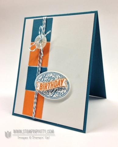 Stampin up stampinup it masculine birthday cards square punch best of ideas catalog indigo