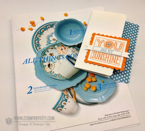 Stampin up stampin up video tutorial scallop square bigz die simple card idea oh hello inspiration