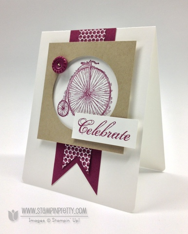 Stampin up stampinup pretty order online saleabration feeling sentimental masculine card idea