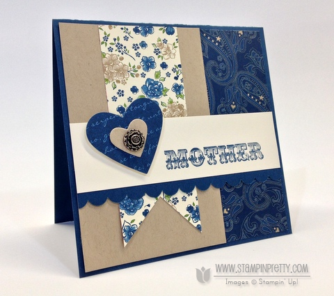 Stampin up stampinup order online pretty square punch mothers day card ideas spring catalog