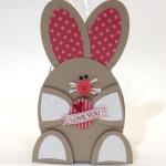 Every Bunny Loves an Oval Framelit Bunny Basket!