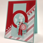 Around the World with Stampin' Up! A Round Array