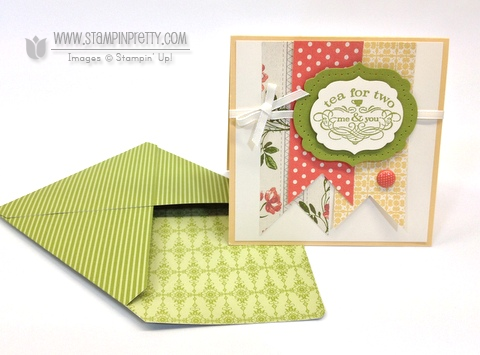Stampin up stampin up mojo monday orders online pretty tea shoppe shop card idea free catalogs