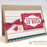 Birds of a Feather Thank You Card
