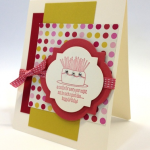 "Quick & Pretty ""Best of Birthdays"" Card"