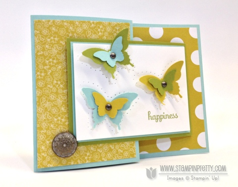 Stampin up stampinup fold card ideas butterfly punch card ideas free new catalog demonstrator blog order online