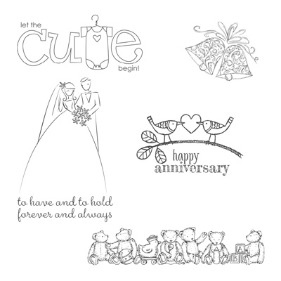 New Stampin Up Best Of Stamp Set For May