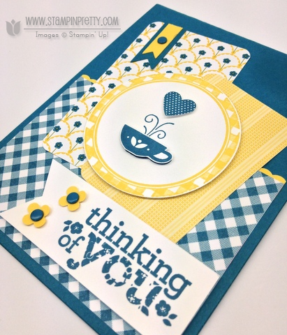 Stampin up stampinup pretty order online kind & cozy circle punch free catalog mojo monday