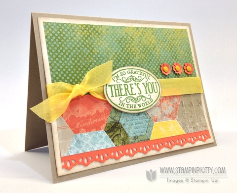 Stampin up stampinup order online pretty punch mojo monday card idea free catalog sneak peek