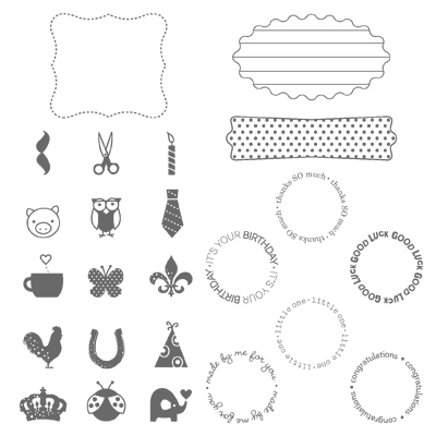 Fitting occasion stampin up stampinup card ideas