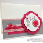 Stampin' Up! Thank Heaven for Little Girls