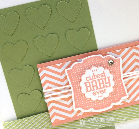 Stampin up stampinup baby card ideas label love demonstrator order pretty punch free catalogs