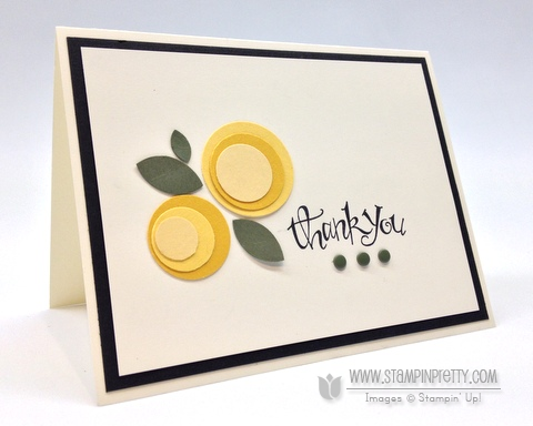 Stampin up stampin up order pretty circle punch flower sassy salutations free catalog