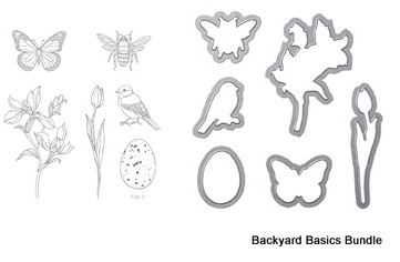 Bundle backyard basics stampin up stampinup card ideas