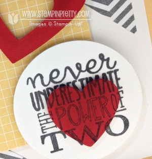 Stampin up stampinup it pretty order heart anniversary wedding card idea sneak peek