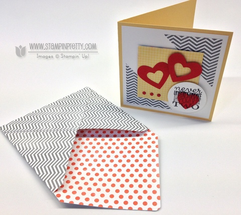 Stampin up stampinup it pretty order heart anniversary wedding card ideas yippee skippee free catalog