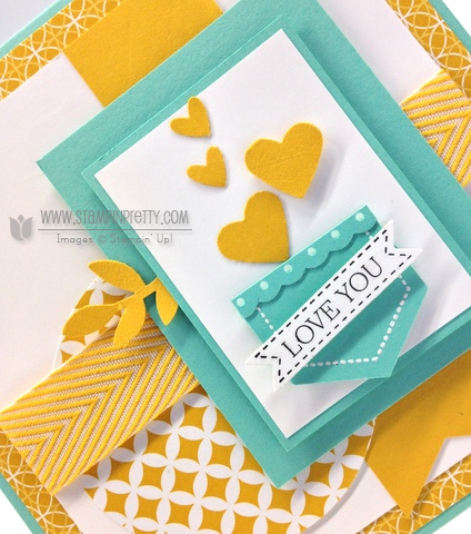 Stampin up stampinup mary fish order online it pretty mojo monday card ideas hexagon punch demonstrator