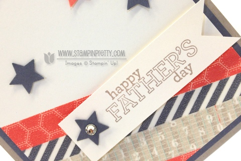 Stampin up stampinup order mary fish pretty fathers day card ideas delightful dozen stars punch catalog