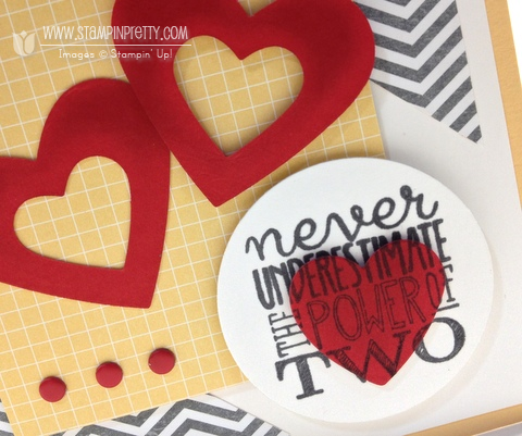 Stampin up stampinup it pretty order heart anniversary wedding card idea yippee skippee free catalog