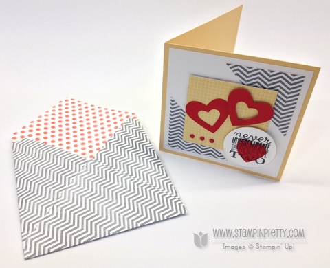 Stampin up stampinup it pretty order hearts anniversary wedding card idea yippee skippee free catalogs