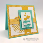 A Pocketful of Stampin' Up! Love