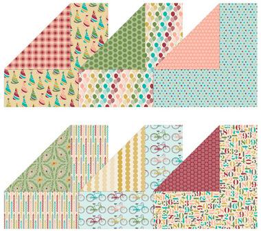 Designer series paper birthday basics stampin up stampinup card ideas
