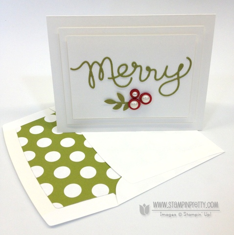 Stampin up stampinup order stamp it mary fish pretty expressions thinlits die holiday card idea catalog