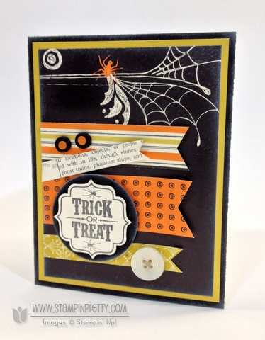 Stampin up stampinup stamp it pretty mary fish order halloween card tags for you ideas label bracket punch